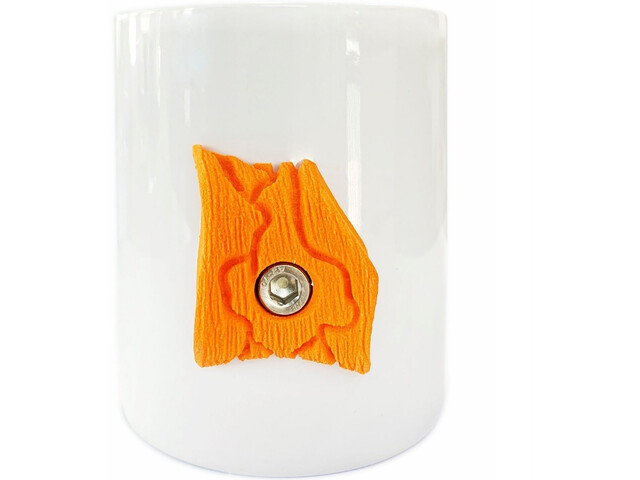 YY VERTICAL Climbing Mug orange